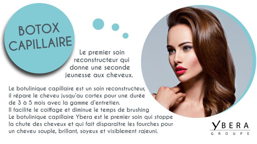 Botox capillaire