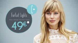 forfait lights sur Villeurbanne et Lyon